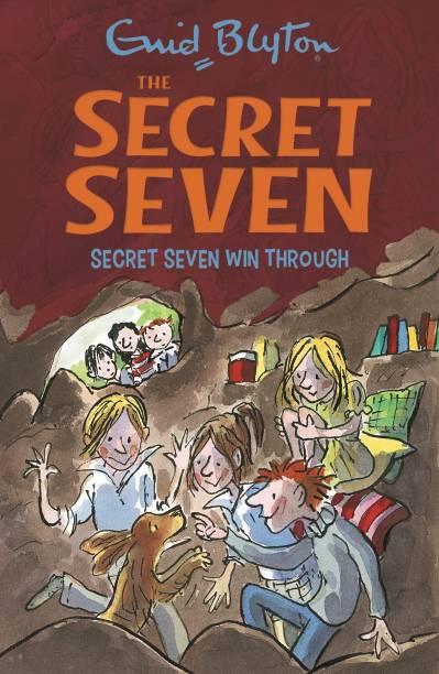 Secret Seven: 7: Secret Seven Win Through