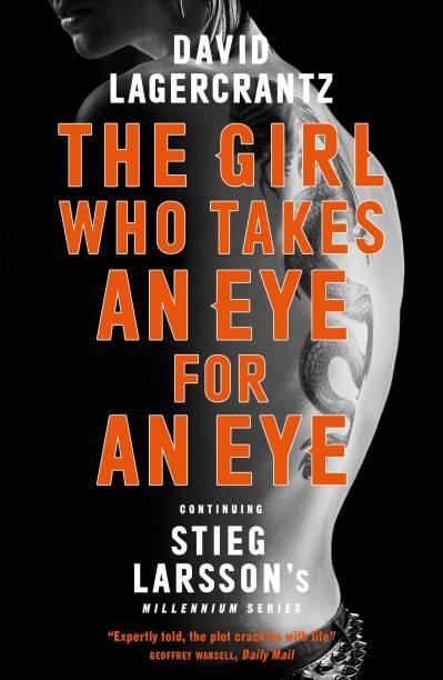 The Girl Who Takes an Eye for an Eye