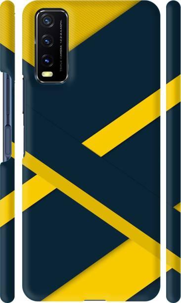 Lifedesign Back Cover for Vivo Y20 ,Vivo Y20i
