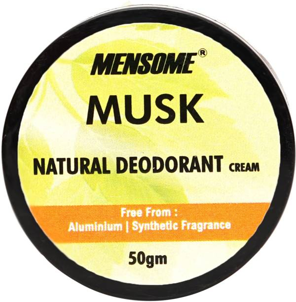 MENSOME MDC Natural Deodrant - Long Lasting Naturally Derived Deodrant For Men And Women Deodorant Cream  -  For Men & Women