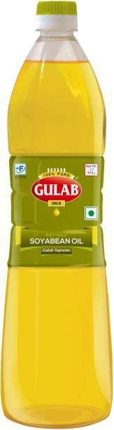 Gulab Supreme Soyabean Oil Plastic Bottle