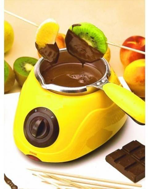 HVG TRADERS chocolete Maker Electric Chocolate Maker Round Electric Pan Round Electric Pan