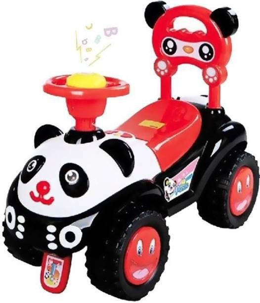 PANDA Car Battery Operated Ride On