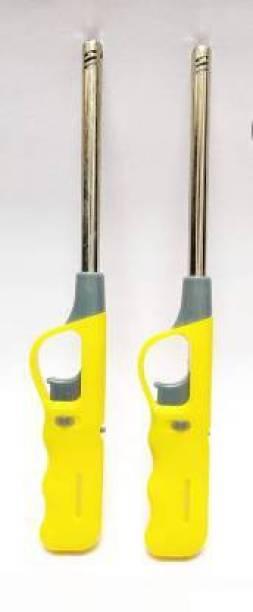 Gritfox Plastic, Steel Gas Lighter