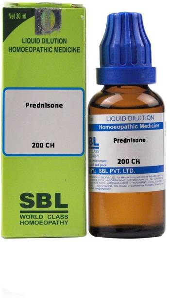SBL Prednisone 200 CH Dilution