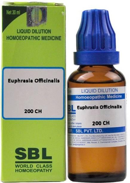 SBL Euphrasia Officinalis 200 CH Dilution