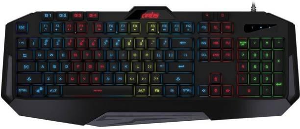 artis AR-BLAZE Wired USB Gaming Keyboard