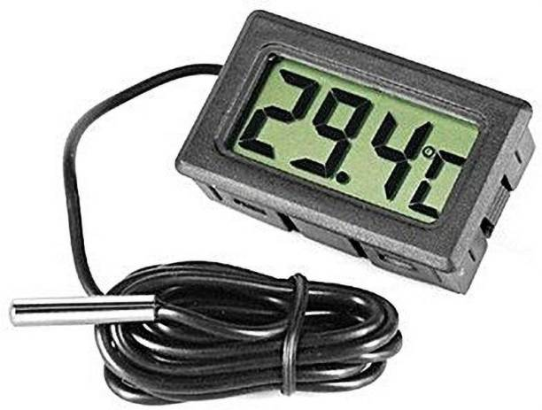 Themisto Mini LCD Portable Pocket LCD Electronic Temperature Meter Instant Read Thermocouple Kitchen Thermometer