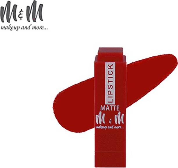 M&M Paiii Matte Lipstick Long Lasting Water Proof 15 Hour Stay