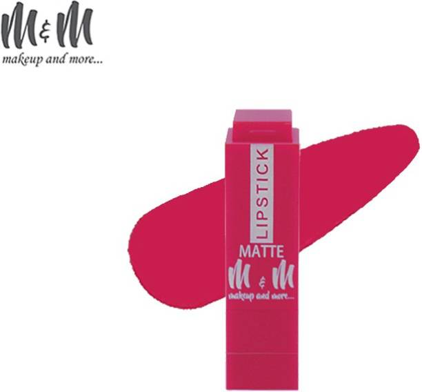 M&M Paigi Matte Lipstick Long Lasting Water Proof 15 Hour Stay