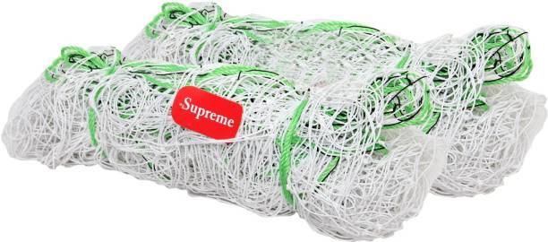 Supreme Football Net Nylon_2XP(Heavy) UV Treated (Pack Of 1 Pair) Football Net