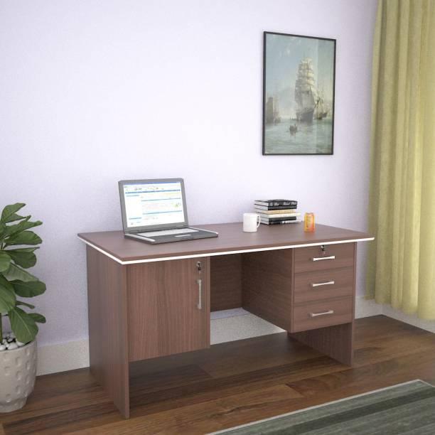 WOODYOU Engineered Wood Office Table