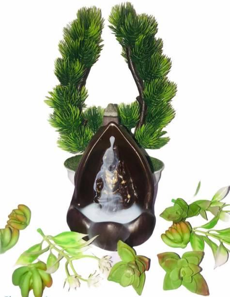 VTI new shiv meditation incense burner for home decor sandal