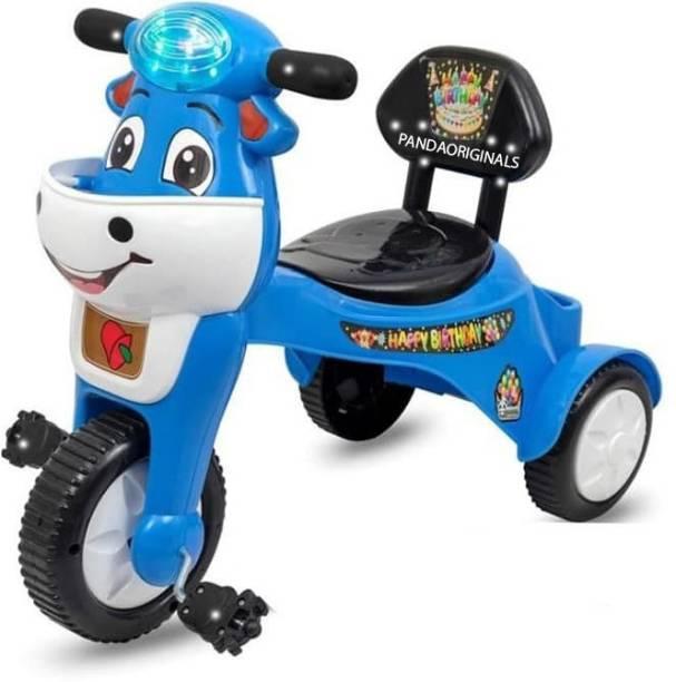 Pandaoriginals Rideons & Wagons Non Battery Operated Ride On