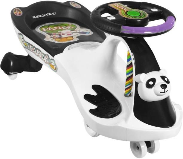 Pandaoriginals MAGIC CAR BLACK 059 Tricycle