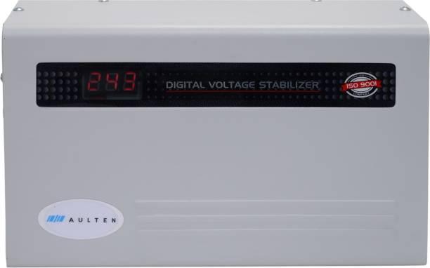 Aulten 4 KVA 90V-300V Digital Voltage Stabilizer for upto 1.5 Ton AC