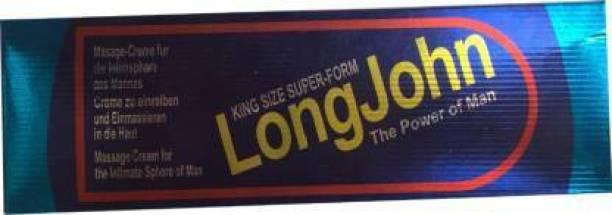 Vizzard HJJ Long John Cream For Men Pack Of 1