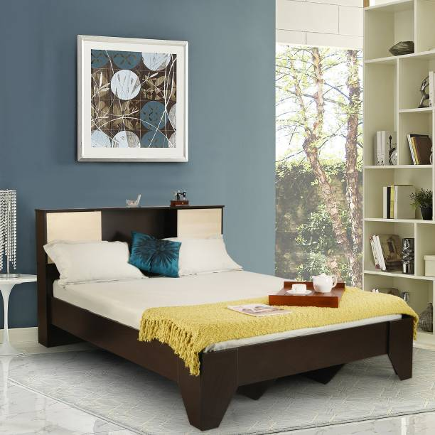Forzza Chelsea Engineered Wood Queen Bed