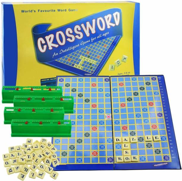 eems Crossword Board Game for Children Brain Development Educational Board Games Board Game