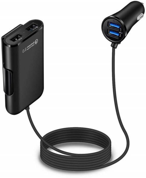 evohome 3 Amp Qualcomm 3.0 Turbo Car Charger