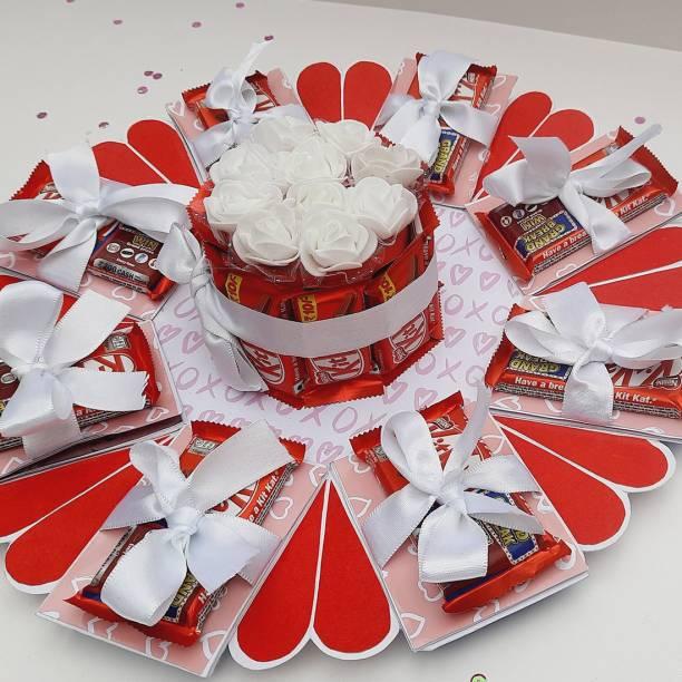 Chandrans Creation Birthday Chocolate Explosion Box | Birthday Special | Chocolates Birthday Card Greeting Card
