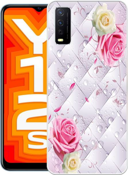 PictoWorld Back Cover for Vivo Y12s