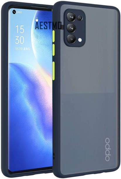 AESTMO Back Cover for Oppo Reno5 Pro