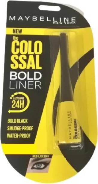 MAYBELLINE NEW YORK M__BELLINE COLOSSAL BOLD LINER 3ML 3 ml