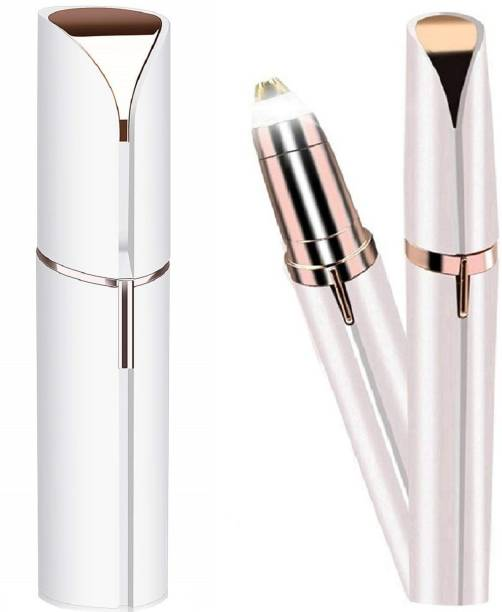 LICHEE Facial Hair And Eyebrow Hair Remover Combo Kit For Women Strips (1 Strips) Strips