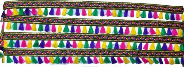 Mq Tassels Multicolor Lace Reel Lace Reel