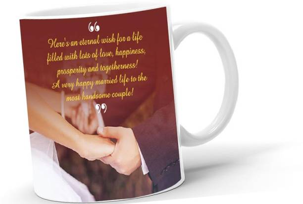 Lifedesign Specially Designed for Your Loved One - Gifting/Self Use Coffee - 2021M2089 Ceramic Coffee Mug