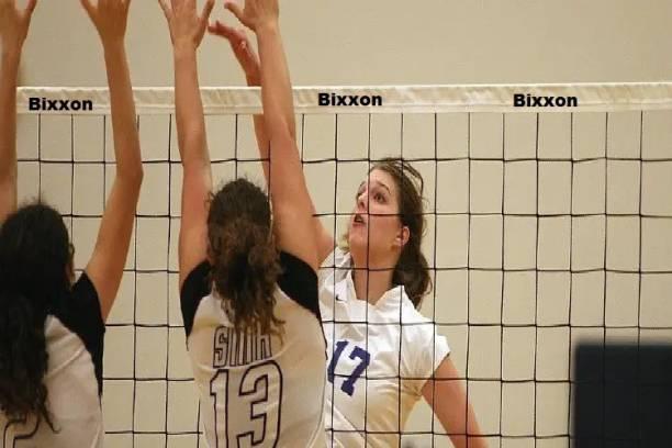 Bixxon DLF-567 Volleyball Net Cotton Net Volleyball Net