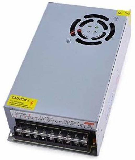 M V COLLECTIONS 12 Volt 20 Amp 300 Watt Power Supply with fan and heavy build quality 300 Watts PSU