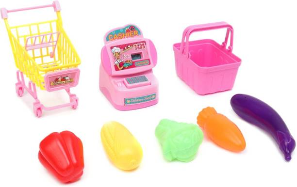 My Baby Excels Mini Supermarket Toy Set