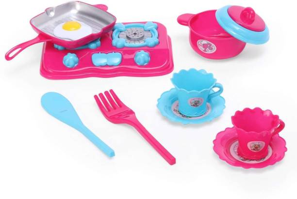 My Baby Excels Mini Kitchen Toy Set