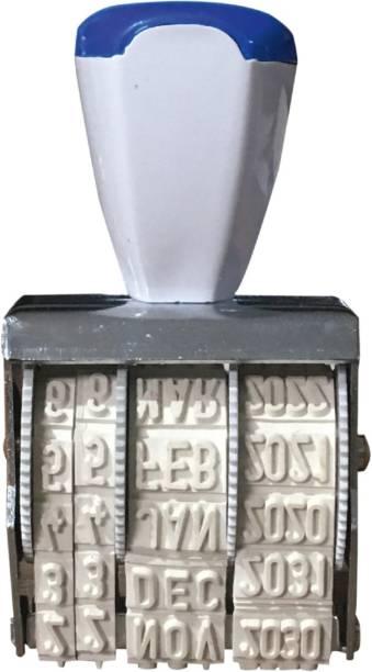SAMRAT ARTS Dater Stamp / Date Stamp Rubber Stamp