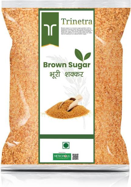 Trinetra Best Quality Brown Sugar-5Kg (Packing) Sugar
