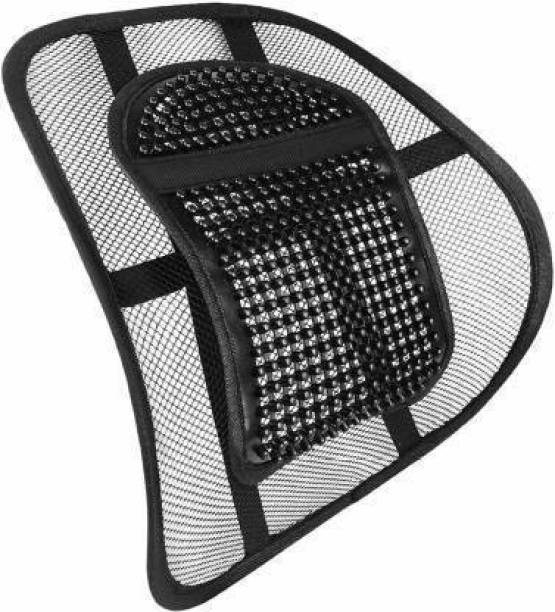 Avanti Acupressure Back Rest for Car & Chair Seat Back Support