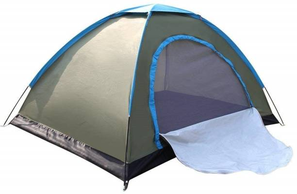 IRIS Portable Camping Tent - For 10 person