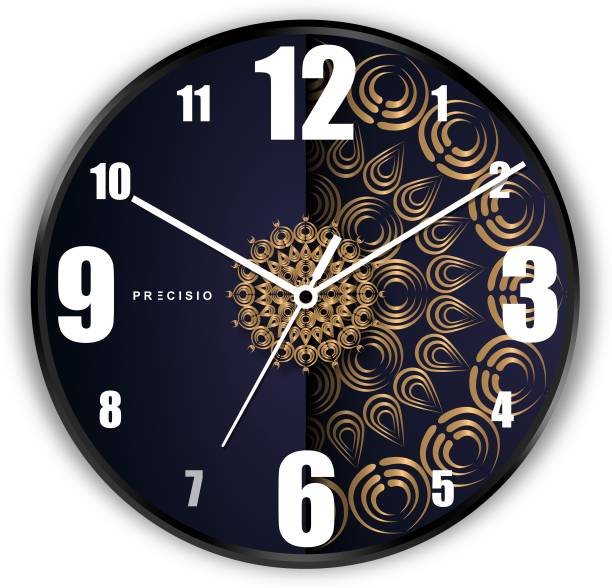 E Deals Analog 25 cm X 25 cm Wall Clock