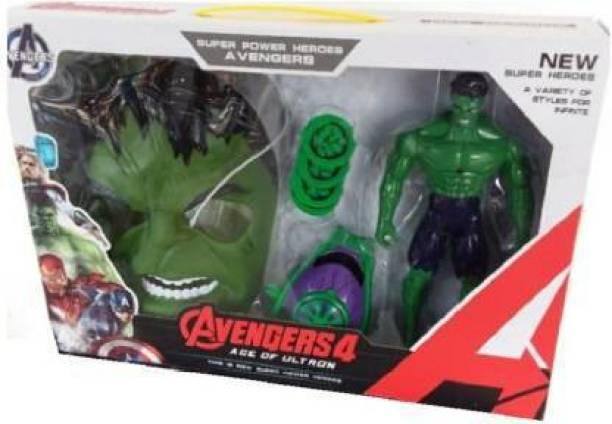 Smartcraft Hulk With Mask