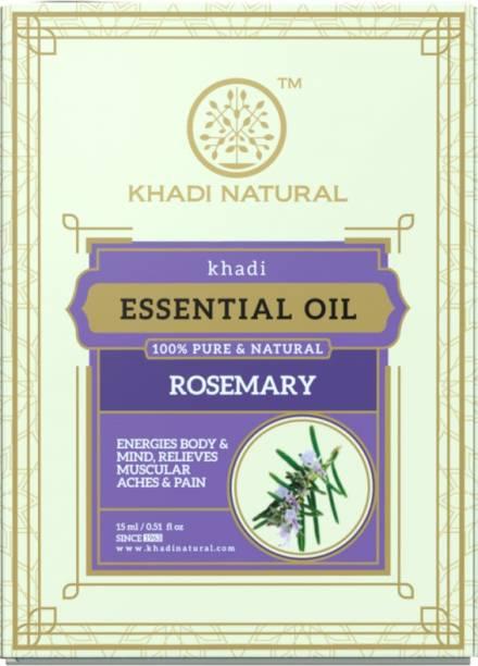 KHADI NATURAL Rosemary Essential Oil