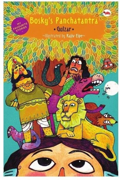 My Favourite Stories - Boskys Panchatantra