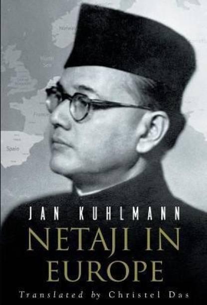 Netaji in Europe