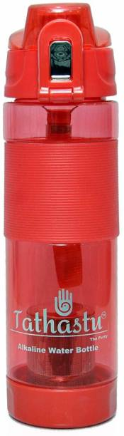 Tathastu - The Purity Alkaline Water Bottle stylish,Portable,for men,women,kids,gym,sports,office,home 650 ml Bottle