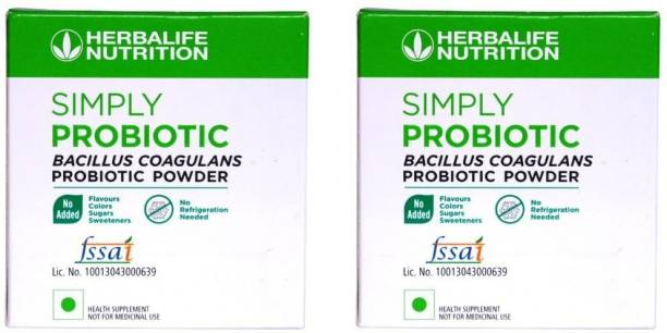 Herbalife Simply Probiotic - Unflavored Powder 2 PCS PACK Unflavored Powder