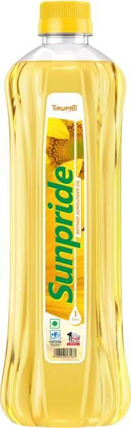 TIRUPATI Sunpride Sunflower Oil Plastic Bottle