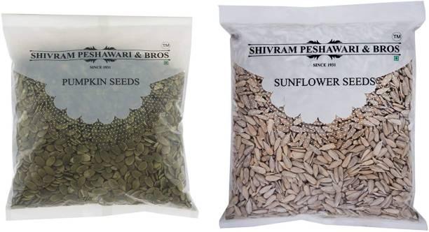 Shivram Peshawari & Bros Pumpkin Seeds , Sunflower Seeds