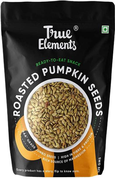 True Elements Roasted Pumpkin Seeds