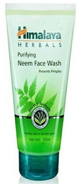 HIMALAYA PURIFYING NEEM FACE WASH 50ML Face Wash